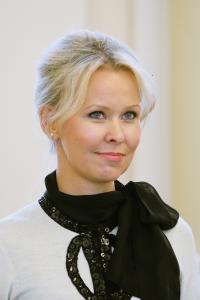 AmbassadorExtraordinary andPlenipotentiaryof the Republic of Estonia to Italy Celia Kuningas-Saagpakk