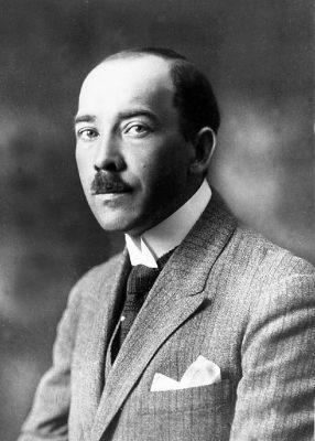 Karl Robert Pusta in 1928. Photograph: National Archives, Parikas