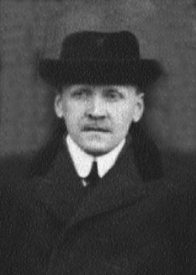 Hermann Hellat in the 1920s. Photograph: Archives of the Ministry of Foreign Affairs