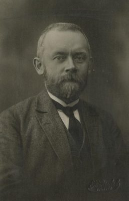 Professor Walter Anderson. Foto: Rahvusarhiiv